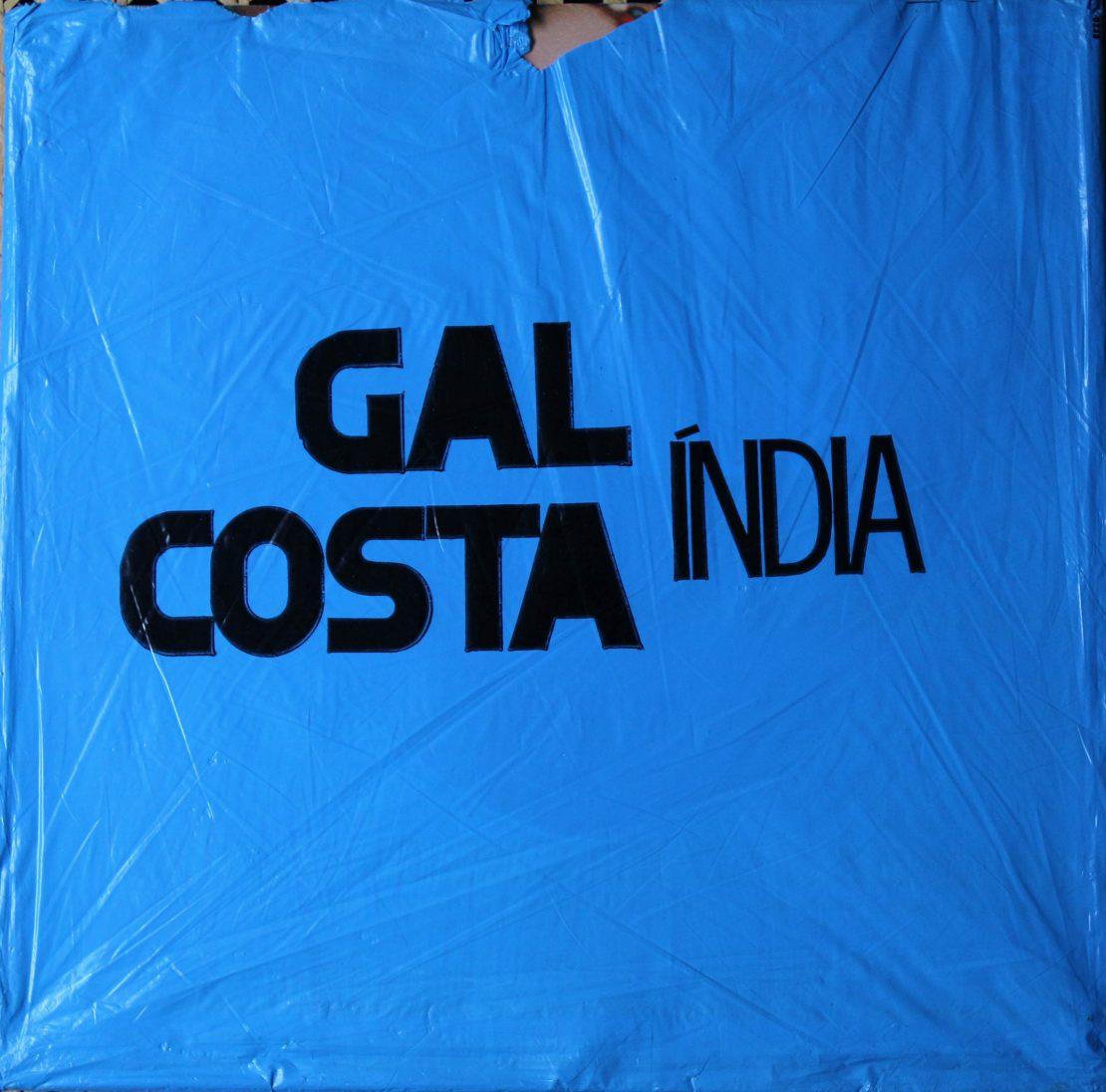 Reprodução de capa do disco de Gal Costa
