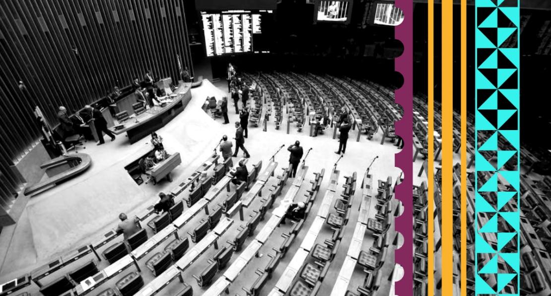 A bancada feminina na Câmara dos Deputados cresceu 50,9% em 2019.