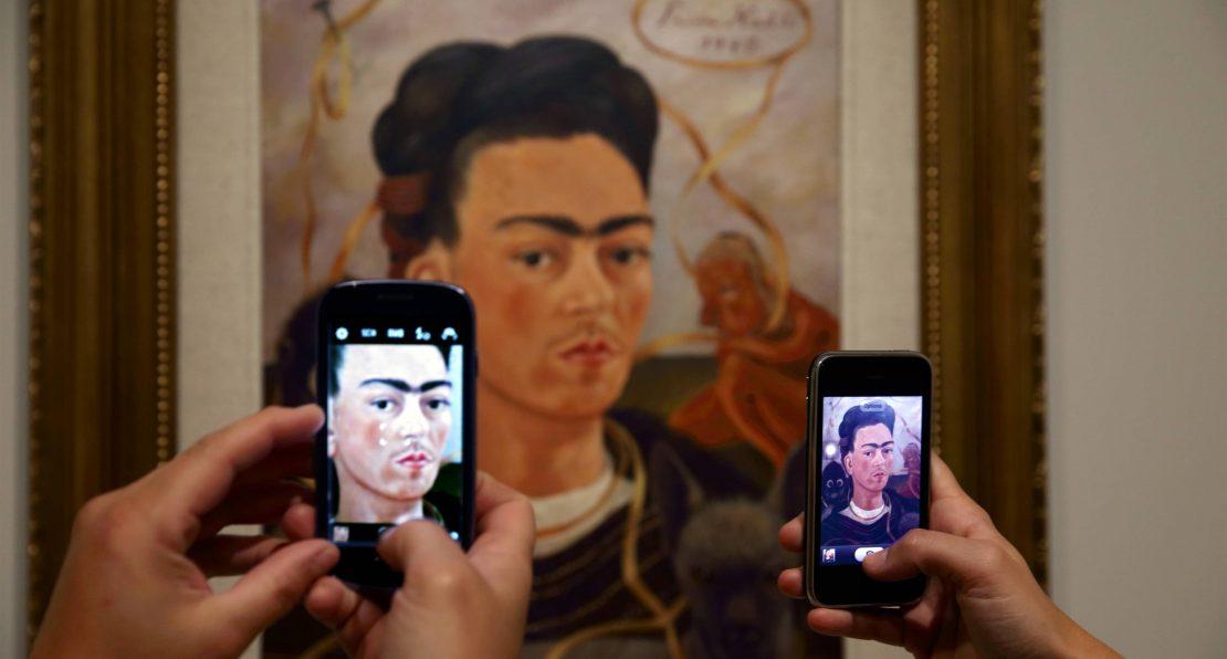 Pintora mexicana Frida Kahlo