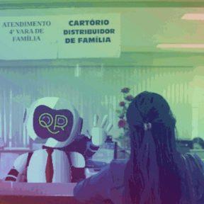 Robôs na Justiça