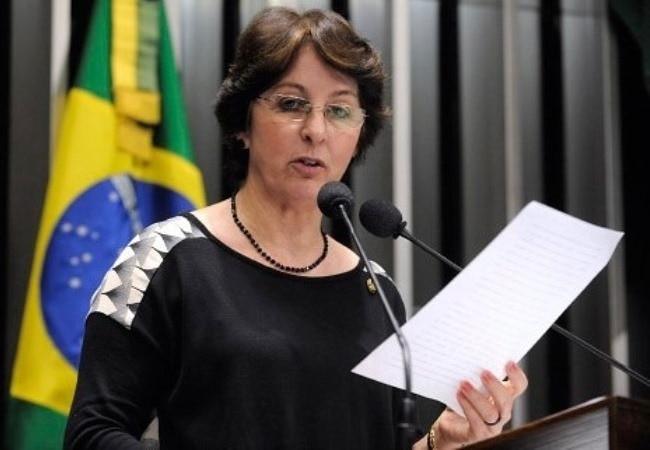 Senadora Ana Rita