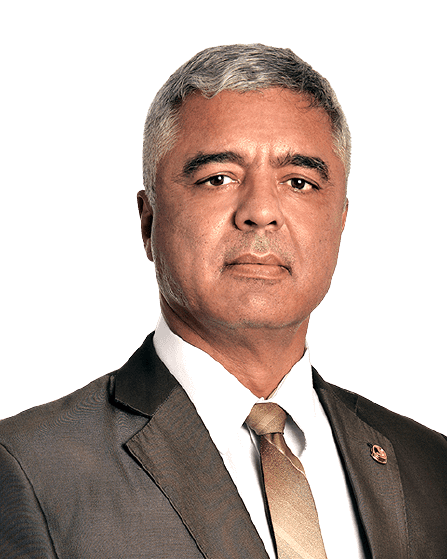 Senador Major Olimpio (PSL–SP)