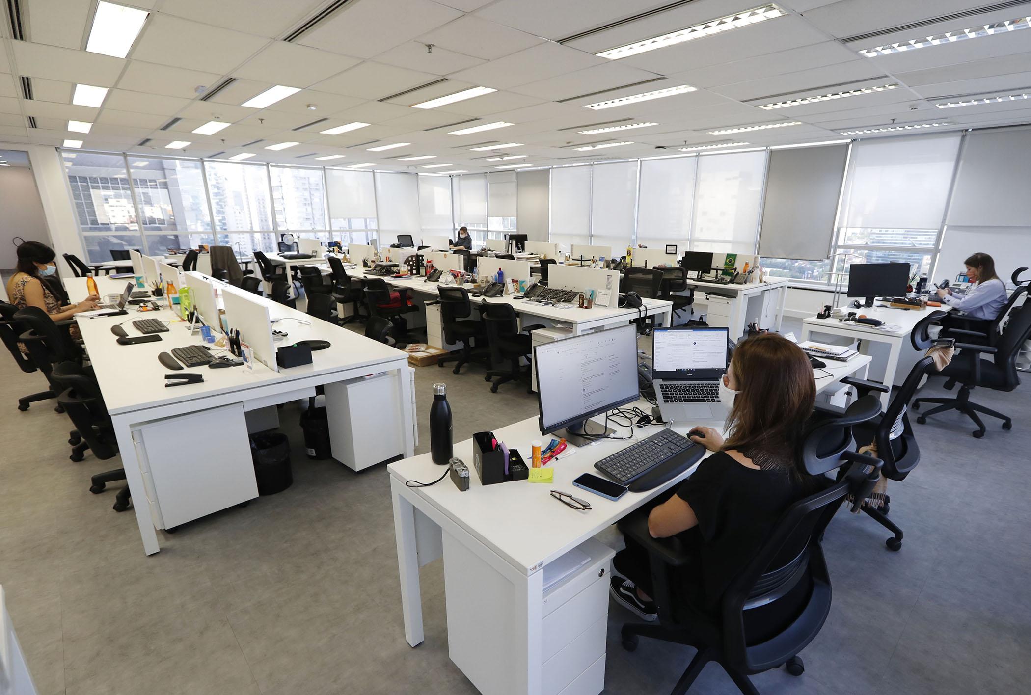 O medo de voltar ao local de trabalho na pandemia