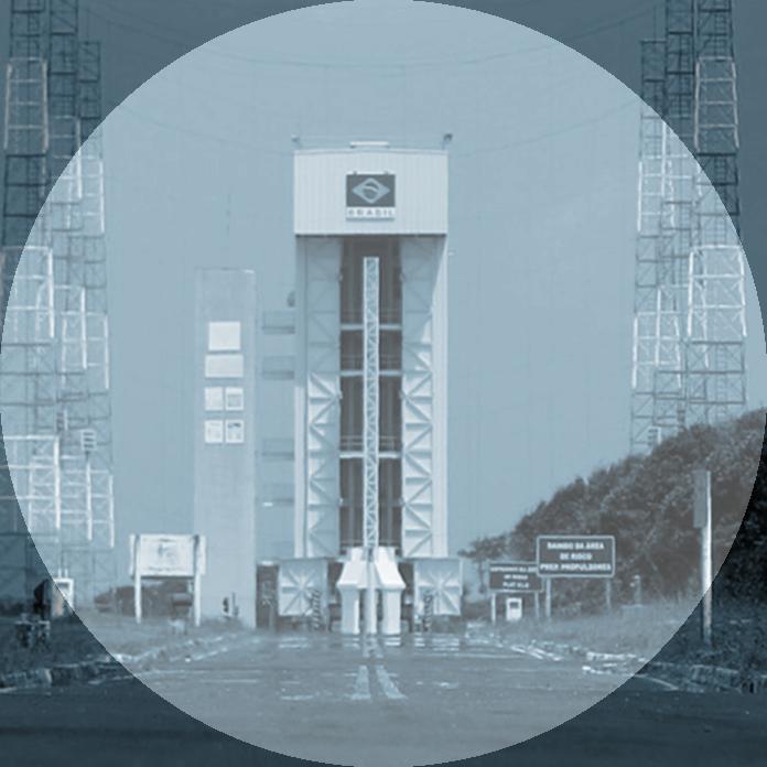 Brasil no <br>cenário espacial